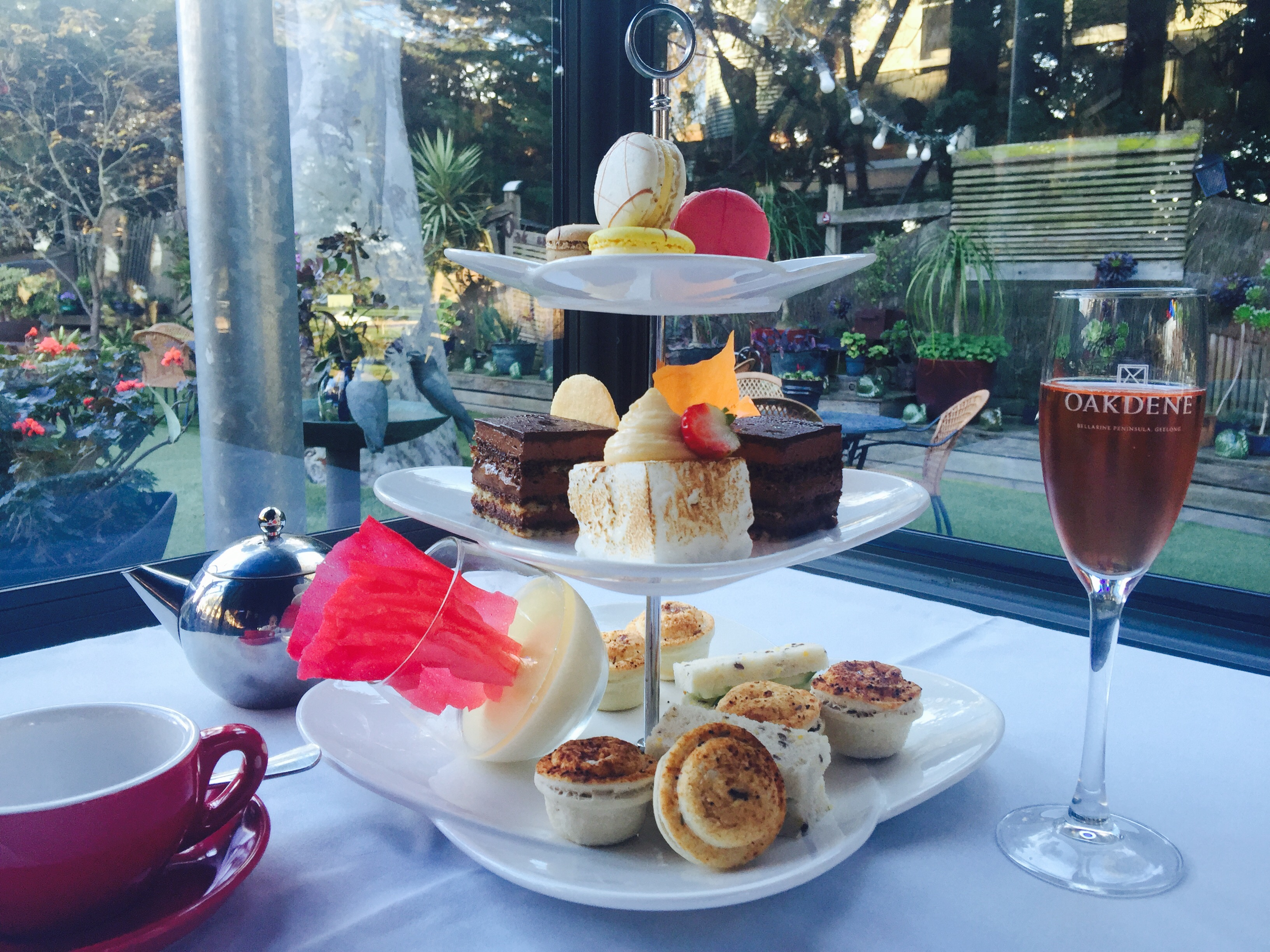 Tastes of Central Geelong High Tea at The Gordon - 26 JUL 2019